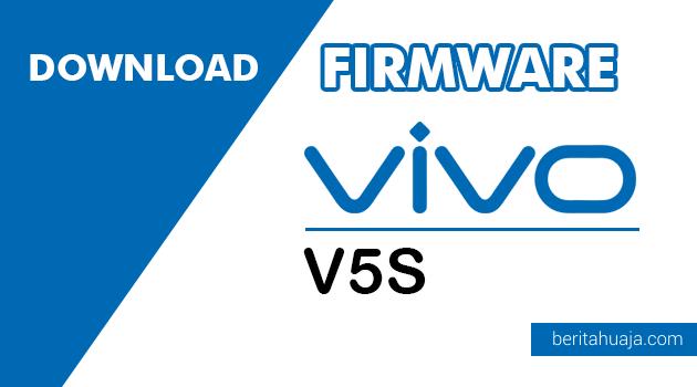 Download Firmware Vivo V5S Scatter File