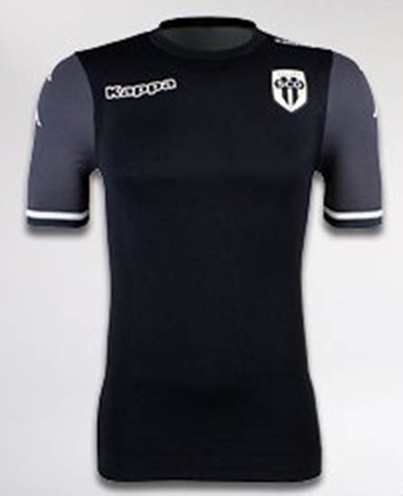 467556247 Angers 17-18 Away Jersey