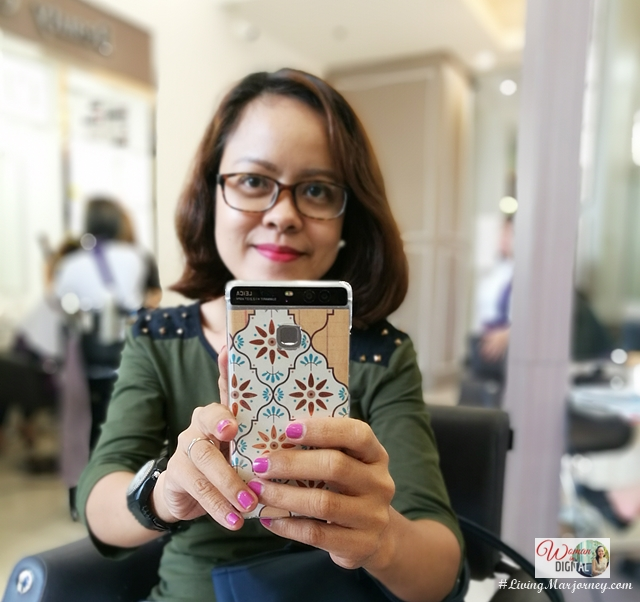 My Hair Pampering Experience at T & J Salon