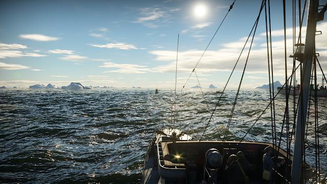 Флот в War Thunder