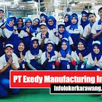 Lowongan Kerja PT Exedy Manufacturing Indonesia Karawang