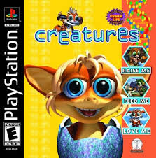 Creatures - PS1 - ISOs Download