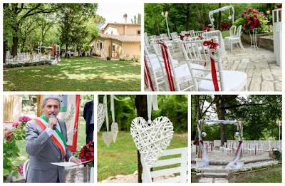location rito civile roma
