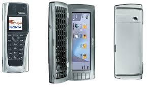 spesifikasi Nokia 9500