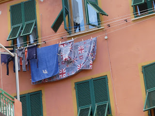 British Laundry in Italy