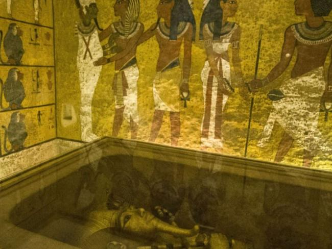 I should be writing: Ancient Egypt this week: Tut-a-RAma