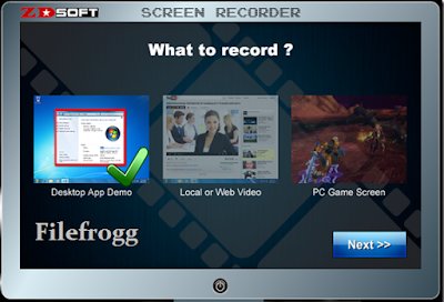 ZD Soft Screen Recorder Full
