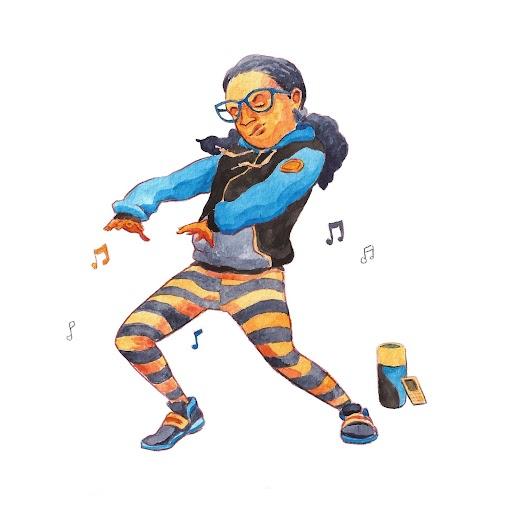 Character 122 - Cyclops http://bit.ly/2uW6gw4 #cyclops #xmen #womanofcolor #illustration #characterdesign...
