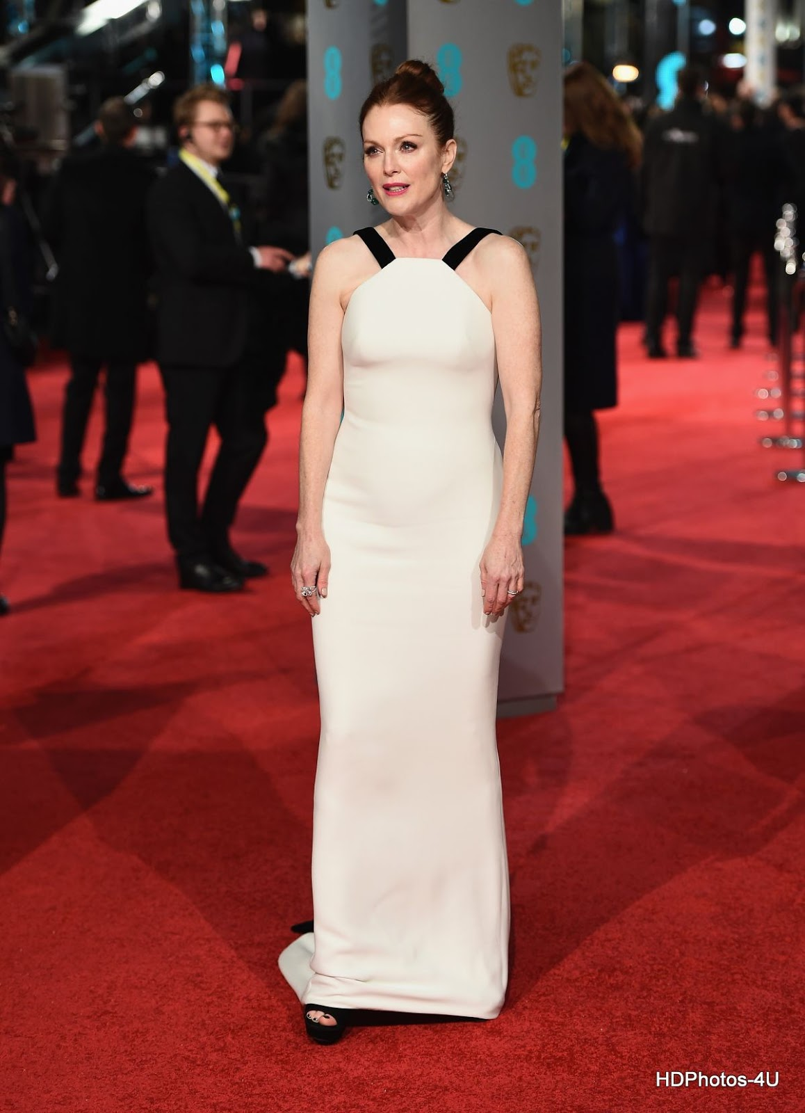 HQ Photos of Julianne Moore at British Academy of Film and Television Arts Awards 2016 in London
