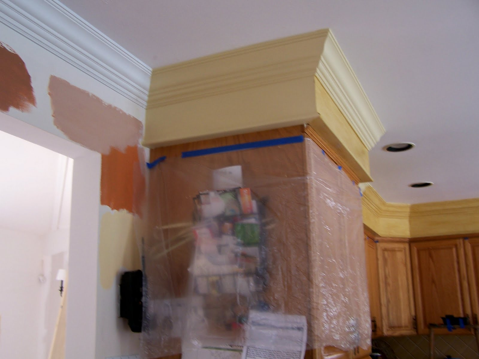 Kitchen Cabinet Makeover: From Drab to Fab - The Colorful ...