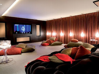 Pretty Home Cinema Among Home Styles Furniture