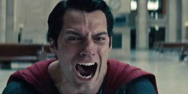 Henry Cavil Exit