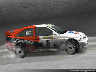 Escort WRC 1997