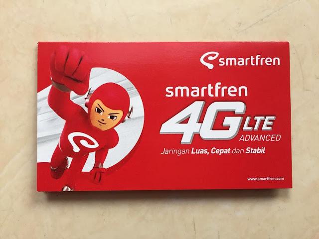 Kartu Perdana Dari Smartfren 4g Lte