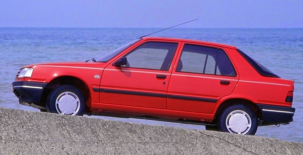 Peugeot 309 And Its Indian Tragedy