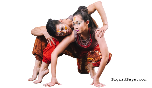 Bacolod ballet school - Beauty and the beast - Garcia-Sanchez School of Dance