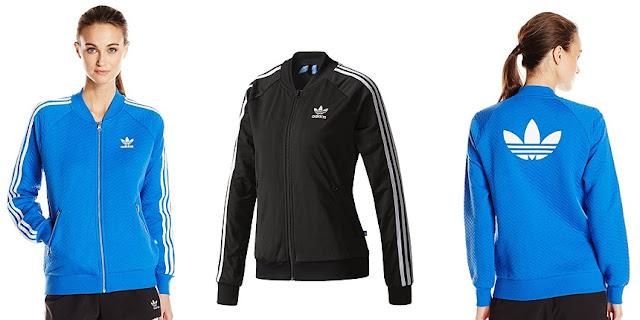 Adidas Originals Superstar Track Jacket $45 (reg $70) - 5-star reviews!