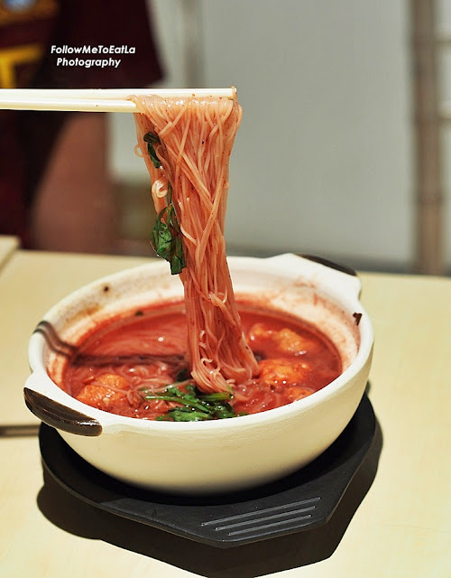 Hock Chew Claypot Red Vinasse Chicken Mee Suah RM 15