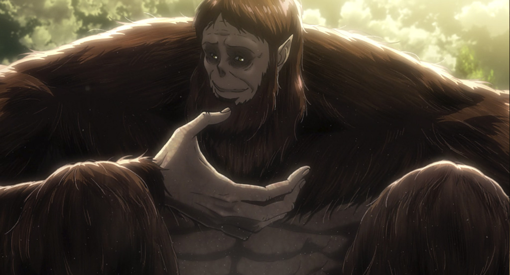 Fakta Beast Titan - Shingeki No Kyojin