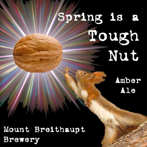 Spring Is A Tough Nut Amber Ale