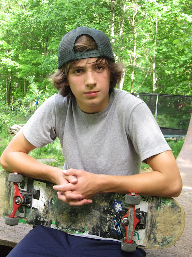 Five Carmonas Noah Backyard Skater Boy