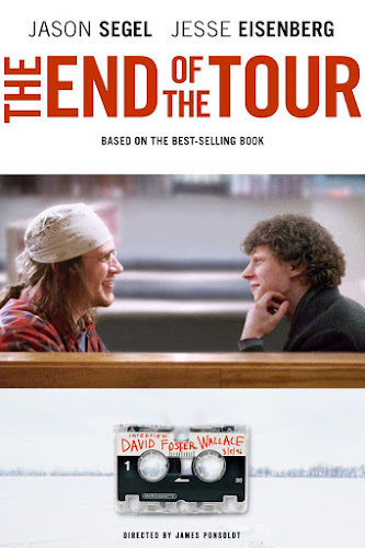 The End of the Tour (BRRip 720p Dual Latino / Ingles) (2015)