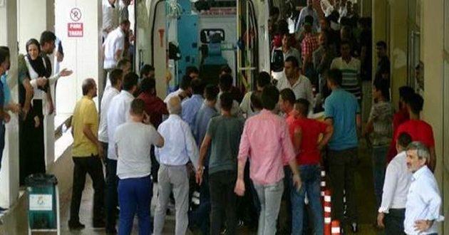 ΤΟΥΡΚΙΑ:3 νεκροι σε προεκλογικη συγκεντρωση του κομματος Ερντογαν..