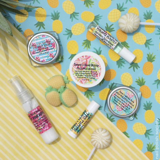 Sunny's Body Products Exclusive July Sampler
