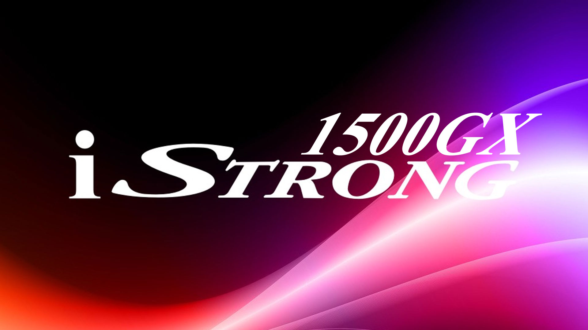 Download Firmware iStrong 1550GX Software Receiver New Update