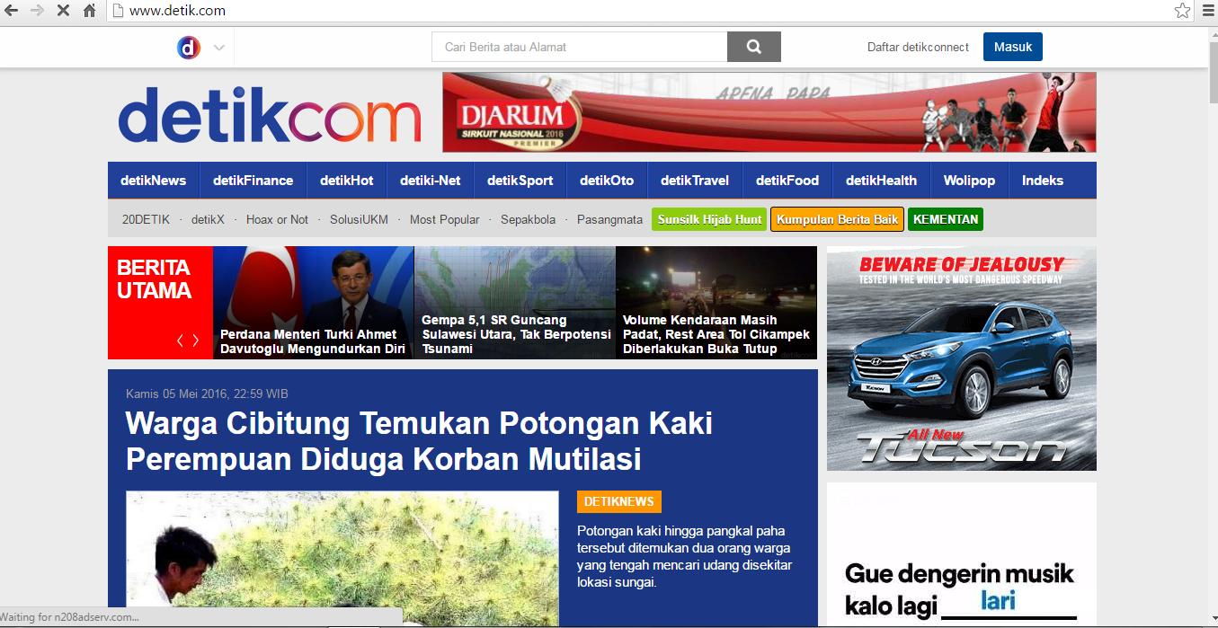 Jagoan Banten Media Online Terpopuler Di Indonesia Versi