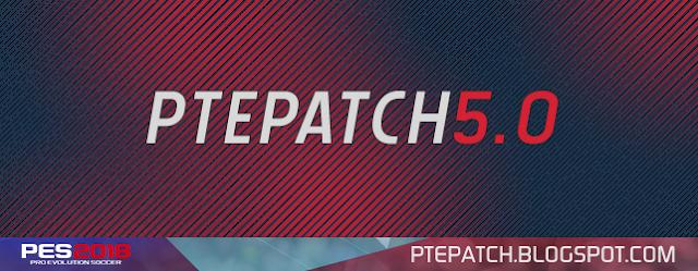 Patch PES 2018 Terbaru dari PTE 5.0 AIO