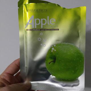bio cellulose apple stem cell collagen mask