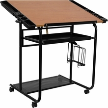 adjustable arts and crafts table for students