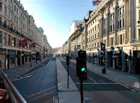 Big Bus Tour Highlights - Regent Street
