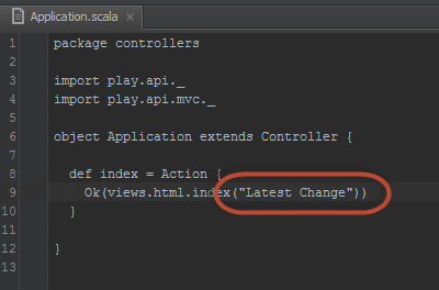 WhiteBoard Coder: Play Framework create IntelliJ Project