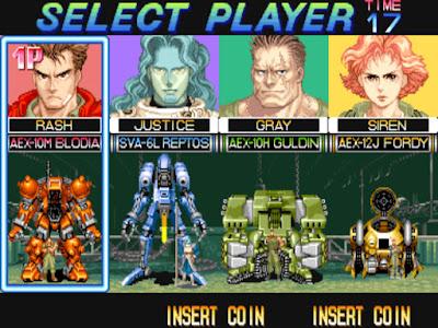 街機:裝甲戰士(Cyberbots)+金手指作弊碼,卡普空機器人動作過關遊戲!
