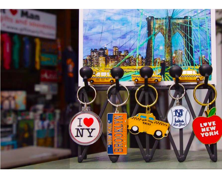 Brooklyn gifts and souvenirs new york city souvenir for Gifts for new yorkers