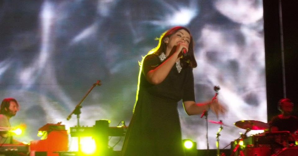 Resoconto Live - Annalisa in concerto al Cous Cous Fest di San Vito Lo Capo