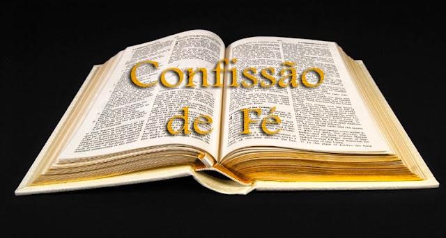 Resultado de imagem para confissão de fé assembleia de deus