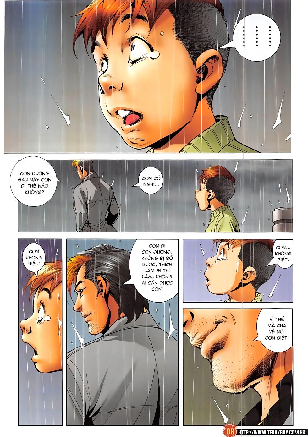 Người Trong Giang Hồ chapter 1865: cha tôi diệu dương 2 trang 7