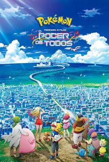 Pokémon, O Filme: O Poder de Todos - BDRip Dual Áudio