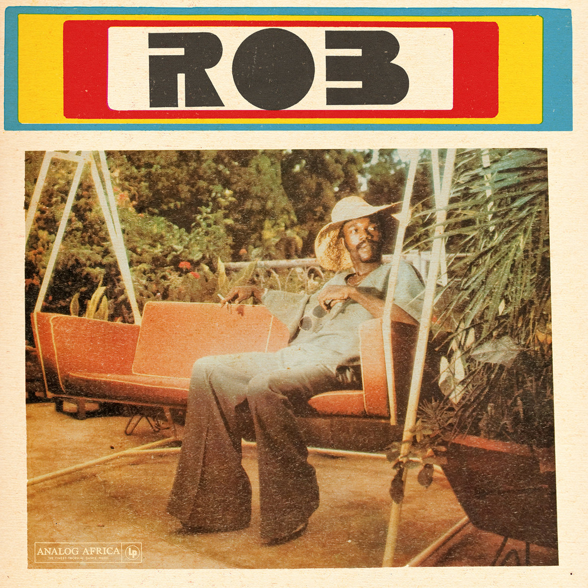 Funky Rob Way von Rob Roy Reindorf | Feinster grooviger Afro Funk im Full Album Stream