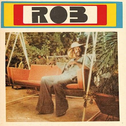 Funky Rob Way von Rob Roy Reindorf | Feinster grooviger Afro Funk im Full Album Stream
