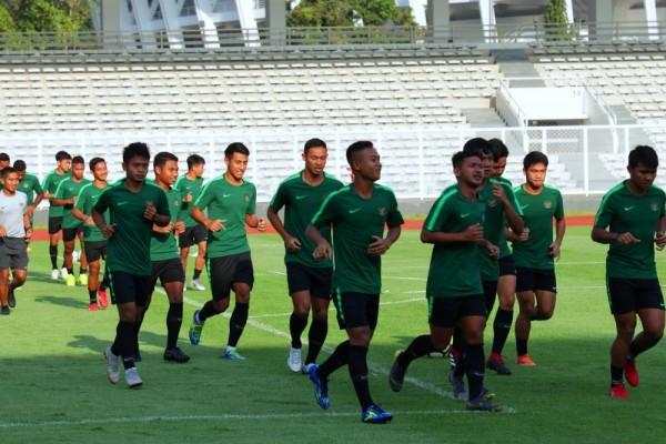 Intip Latihan Perdana Timnas U-23 Usai Juarai Piala AFF