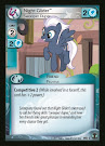 My Little Pony Night Glider, Swooper Duper Defenders of Equestria CCG Card