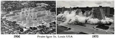 Pruitt-Igoe St. Louis USA