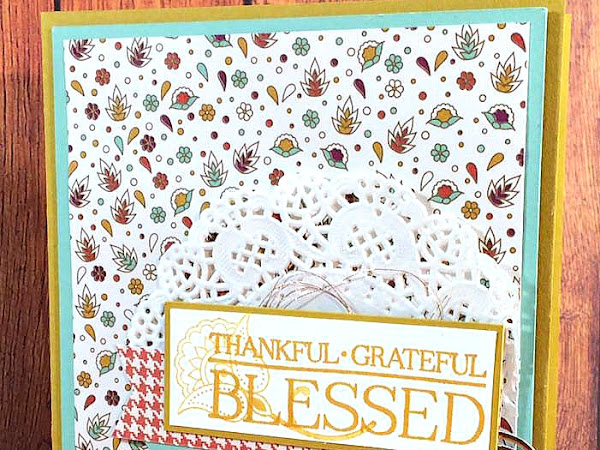 Thankful Thursday!