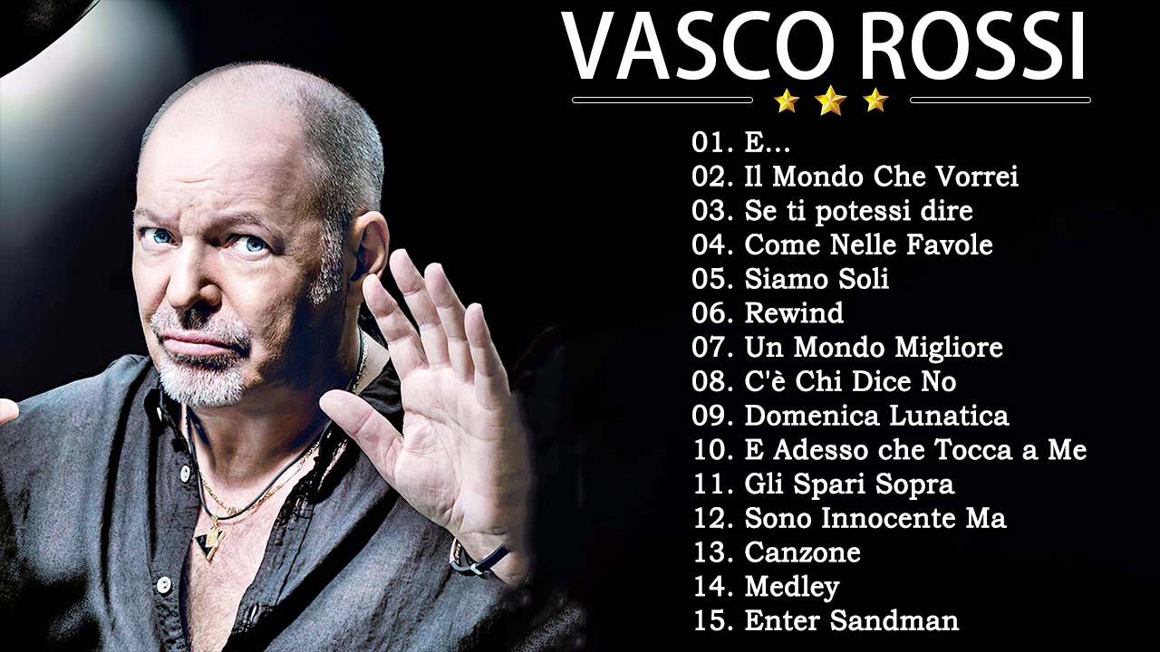 VASCO ROSSI : GREATEST HITS