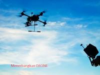 Belajar Cara Menerbangkan Drone
