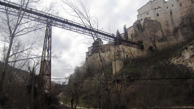 Casas Colgadas & Puente San Pablo (Cuenca)
